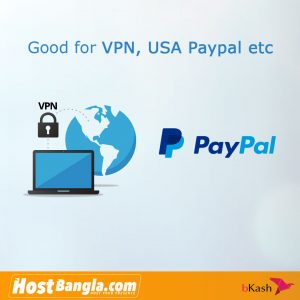 VPN, paypal Server